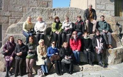Španělsko – Březen 2010