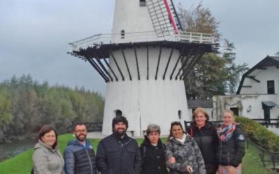Úvodní návštěva Erasmus+