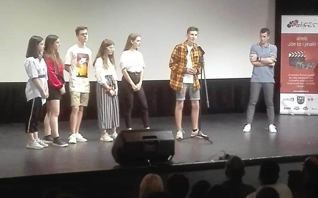 Ratiborci jsou borci aneb 1.místo v soutěži Antifetfest 2019